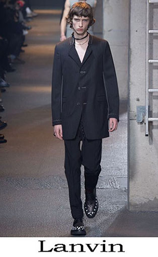 Lanvin Fall Winter 2016 2017 Fashion Clothing For Men 3
