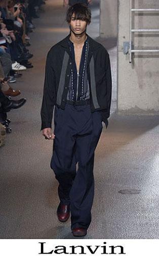 Lanvin Fall Winter 2016 2017 Fashion Clothing For Men 30