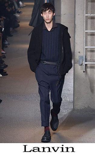 Lanvin Fall Winter 2016 2017 Fashion Clothing For Men 32