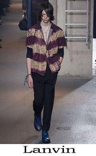 Lanvin Fall Winter 2016 2017 Fashion Clothing For Men 35
