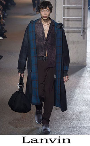 Lanvin Fall Winter 2016 2017 Fashion Clothing For Men 36