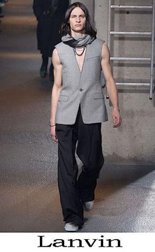 Lanvin Fall Winter 2016 2017 Fashion Clothing For Men 4