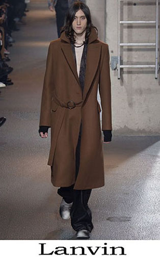 Lanvin Fall Winter 2016 2017 Fashion Clothing For Men 40
