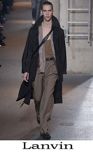 Lanvin Fall Winter 2016 2017 Fashion Clothing For Men 43