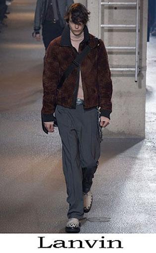 Lanvin Fall Winter 2016 2017 Fashion Clothing For Men 44