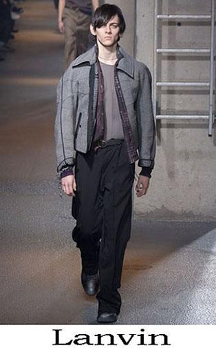 Lanvin Fall Winter 2016 2017 Fashion Clothing For Men 45