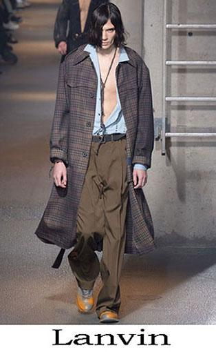 Lanvin Fall Winter 2016 2017 Fashion Clothing For Men 47