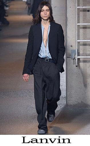 Lanvin Fall Winter 2016 2017 Fashion Clothing For Men 6