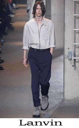 Lanvin Fall Winter 2016 2017 Fashion Clothing For Men 9
