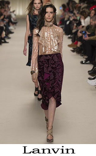 Lanvin Fall Winter 2016 2017 Lifestyle For Women Look 24