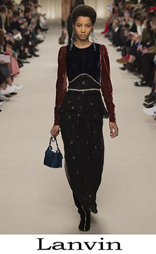 Lanvin Fall Winter 2016 2017 Lifestyle For Women Look 37