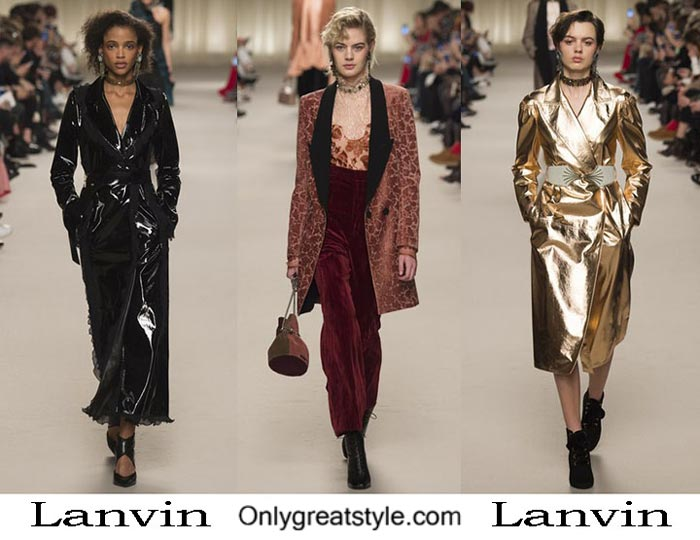 Lanvin Fall Winter 2016 2017 Lifestyle For Women