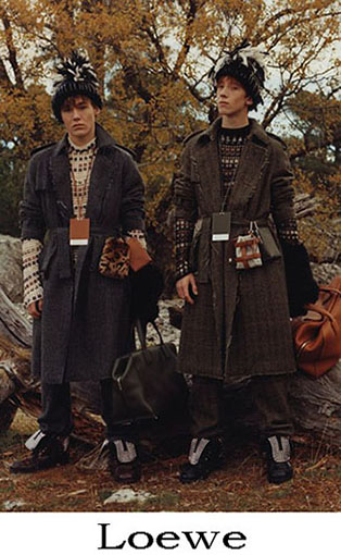 Loewe Fall Winter 2016 2017 Lifestyle For Men Look 26