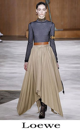Loewe Fall Winter 2016 2017 Style Brand For Women 4