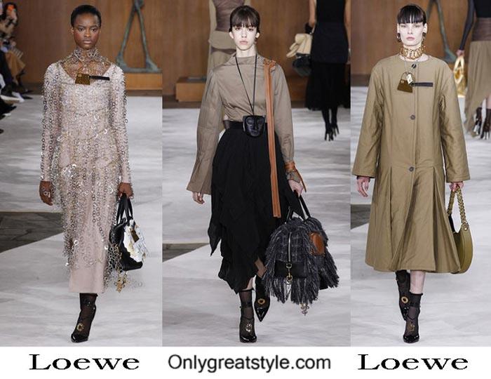 Loewe Fall Winter 2016 2017 Style Brand For Women