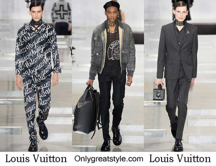 Louis Vuitton Fall Winter 2016 2017 Style Brand For Men