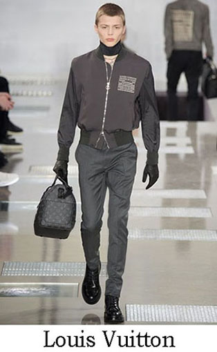 Louis Vuitton Fall Winter 2016 2017 Style Brand Men 11