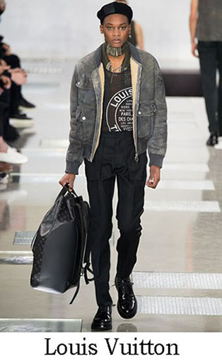 Louis Vuitton Fall Winter 2016 2017 Style Brand Men 14