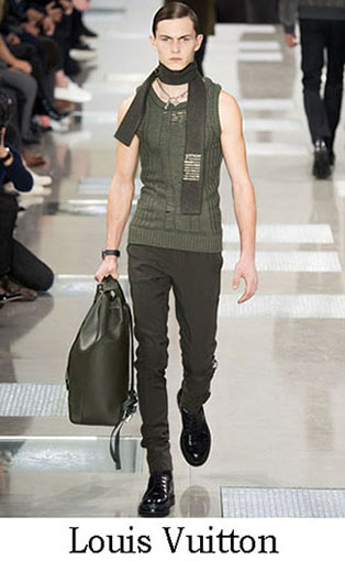 Louis Vuitton Fall Winter 2016 2017 Style Brand Men 15