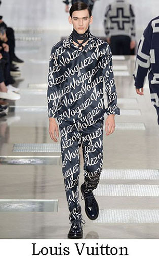 Louis Vuitton Fall Winter 2016 2017 Style Brand Men 37