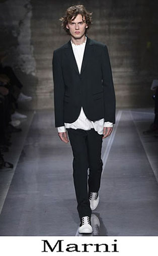 Marni Fall Winter 2016 2017 Fashion Clothing For Men 1
