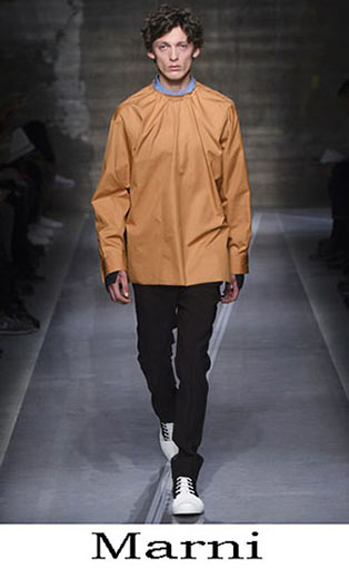 Marni Fall Winter 2016 2017 Fashion Clothing For Men 8