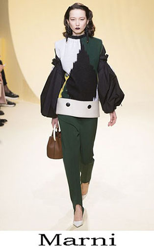 Marni Fall Winter 2016 2017 Style Brand For Women 7