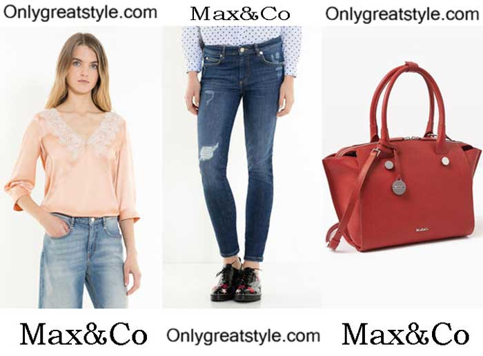 Max&Co Fall Winter 2016 2017 Style Brand For Women