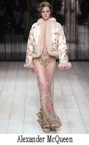 McQueen Fall Winter 2016 2017 Fashion For Women 1