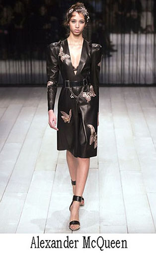 McQueen Fall Winter 2016 2017 Fashion For Women 11