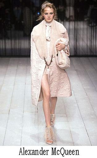 McQueen Fall Winter 2016 2017 Fashion For Women 14