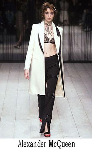 McQueen Fall Winter 2016 2017 Fashion For Women 17