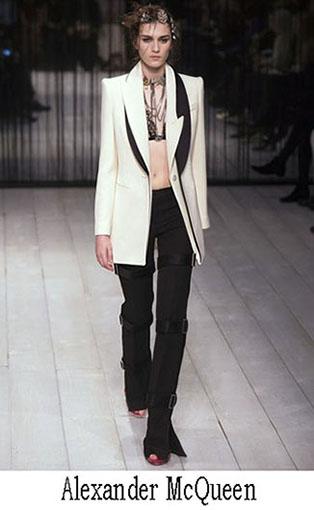 McQueen Fall Winter 2016 2017 Fashion For Women 18