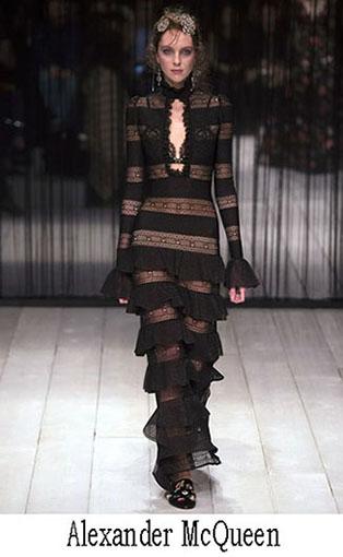 McQueen Fall Winter 2016 2017 Fashion For Women 20