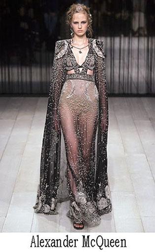 McQueen Fall Winter 2016 2017 Fashion For Women 34