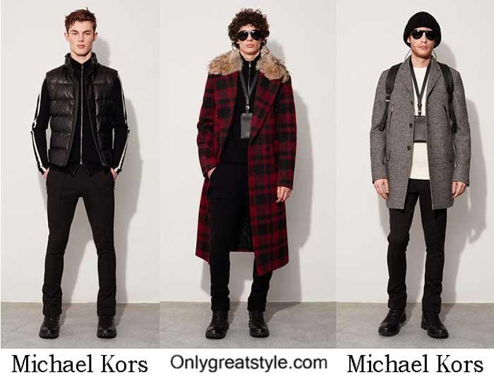 Michael Kors Fall Winter 2016 2017 Clothing For Men