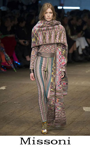 Missoni Fall Winter 2016 2017 Lifestyle For Women Look 25