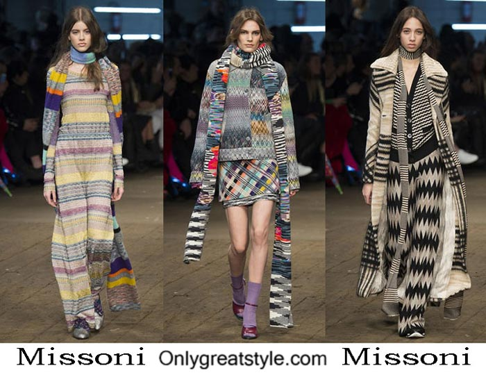 Missoni Fall Winter 2016 2017 Lifestyle For Women Look