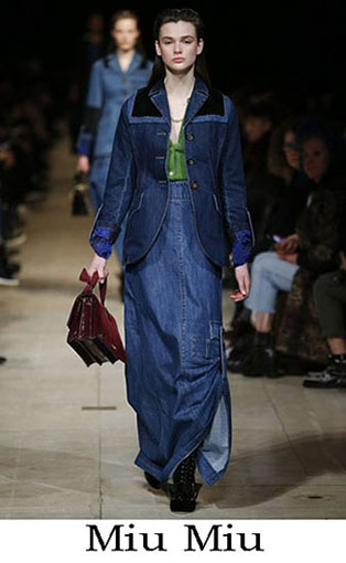 Miu Miu Fall Winter 2016 2017 Fashion Clothing Women 10