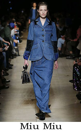 Miu Miu Fall Winter 2016 2017 Fashion Clothing Women 11