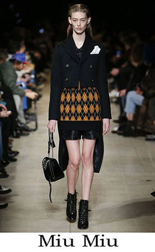 Miu Miu Fall Winter 2016 2017 Fashion Clothing Women 16