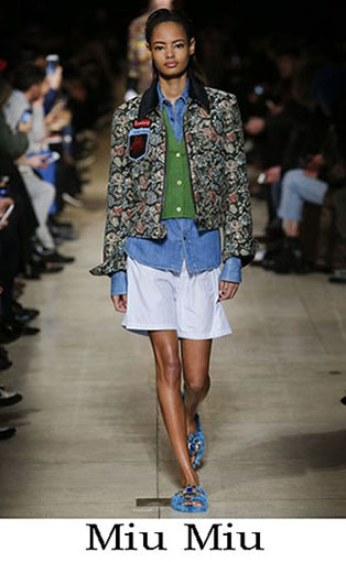Miu Miu Fall Winter 2016 2017 Fashion Clothing Women 22