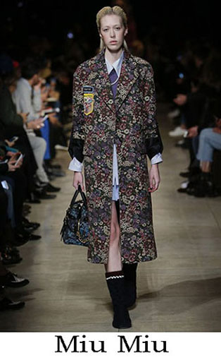 Miu Miu Fall Winter 2016 2017 Fashion Clothing Women 23