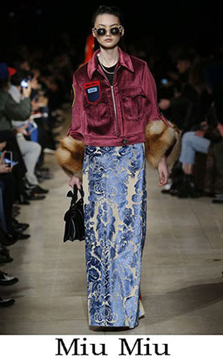 Miu Miu Fall Winter 2016 2017 Fashion Clothing Women 24