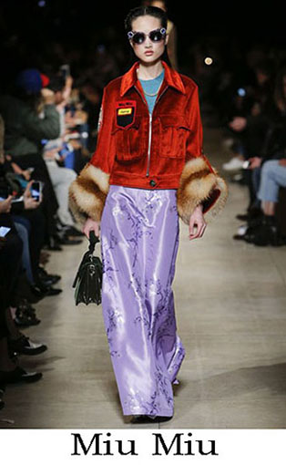 Miu Miu Fall Winter 2016 2017 Fashion Clothing Women 25