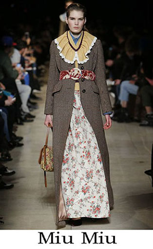 Miu Miu Fall Winter 2016 2017 Fashion Clothing Women 26