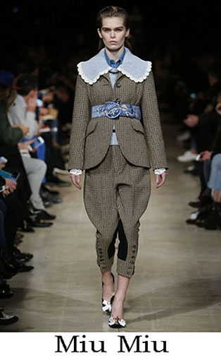 Miu Miu Fall Winter 2016 2017 Fashion Clothing Women 27