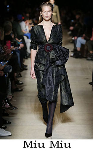 Miu Miu Fall Winter 2016 2017 Fashion Clothing Women 28