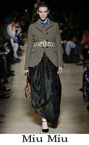 Miu Miu Fall Winter 2016 2017 Fashion Clothing Women 29