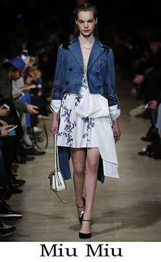 Miu Miu Fall Winter 2016 2017 Fashion Clothing Women 3